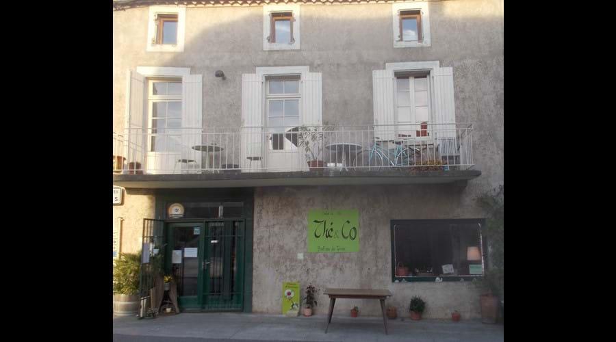 Thé Salon, Montolieu