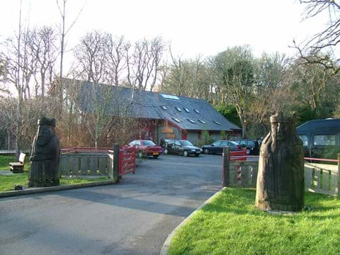 Woodlands Centre and Cafe, Lews Castle Grounds