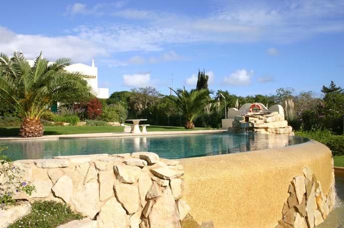 Wier pool