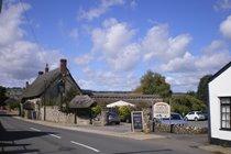 Axmouth village, East Devon
