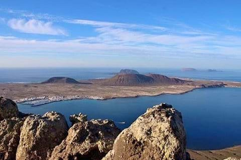 Isla La Graciosa - click photo to enlarge