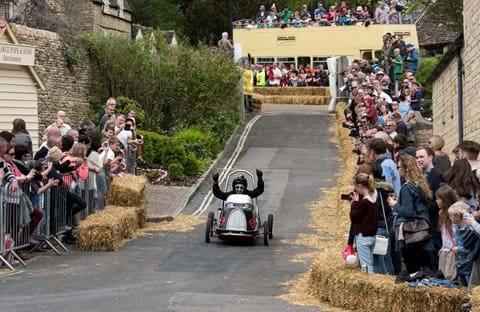 Tetbury Wacky Races