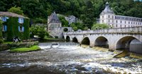Famous rivers which flow though the Dordogne area.