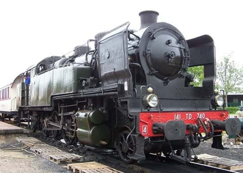 Trieux Steam Railway