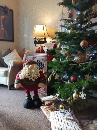 CHRISTMAS AT IRONBRIDGE VIEW TOWNHOUSE