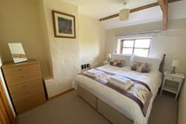 Middle Bedroom, King with Bay Views