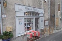 Book shop, Montolieu