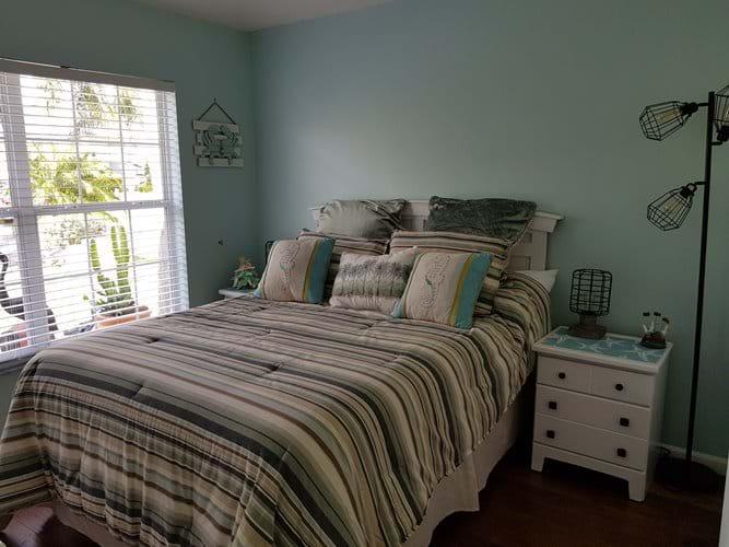 Queen Bedroom Based Downstairs