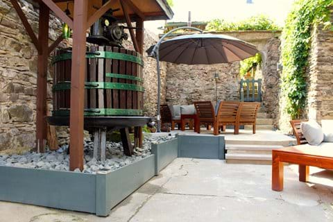 The Weinkelter Terrace