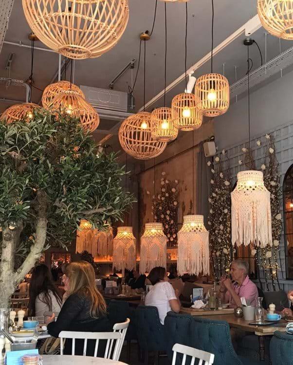 Lovely Middle Eastern Restaurant