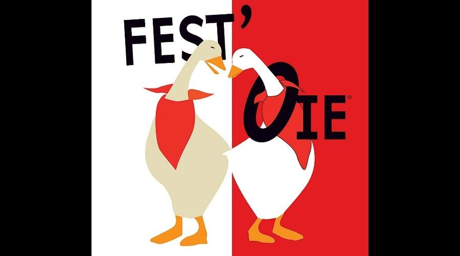 Fest' Oie (Goose Fair) is held in March