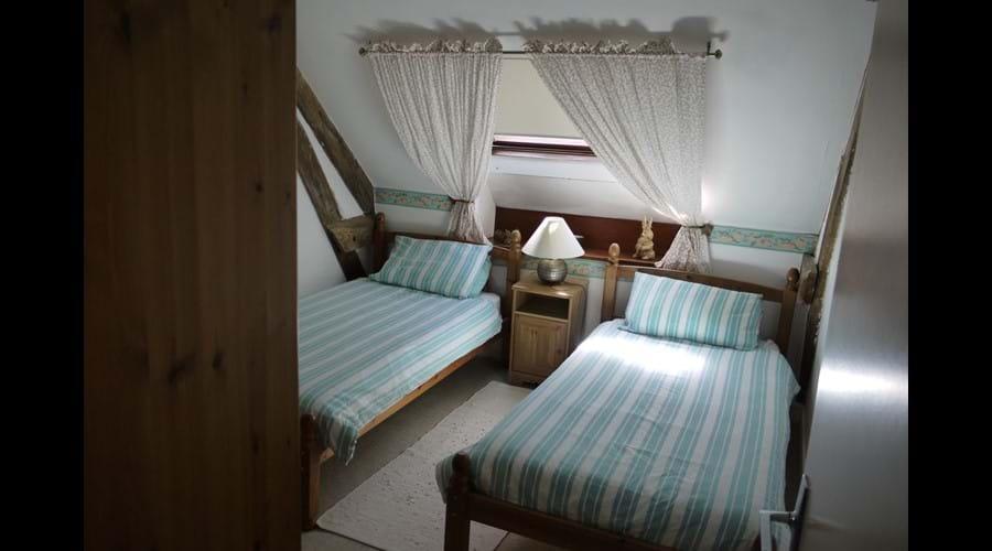 La Fermette - Bedroom 3