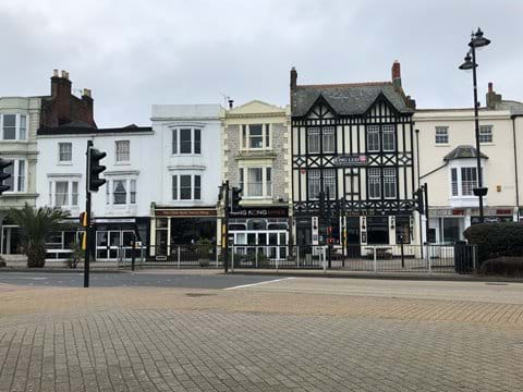 Ryde Town Centre