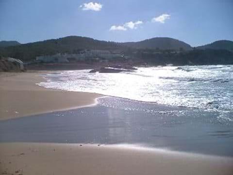Cala Tarida - always beautiful!