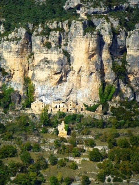 Gîte South of France walking wildlife holiday cevennes