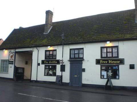 The Griffin Pub