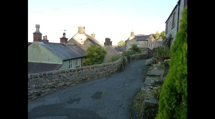 Winster, just above Peak Cottage