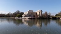 River Herault - Chateau Laurent