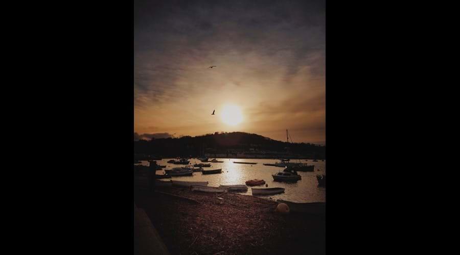 Ben Topliss Photography - Teignmouth at Dusk