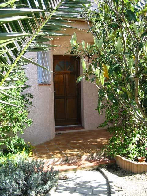 Laroque Villa Front Door