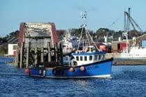 Ramsey harbour.