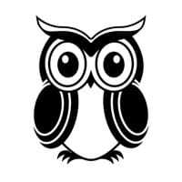 Logo - Owl Cottage - Haworth
