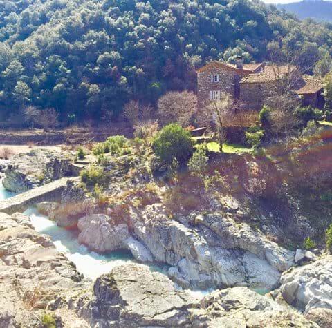 Gorge de Soucy a few kms from gîte