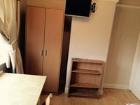 Nice flat screen TV in 2nd double bedroom