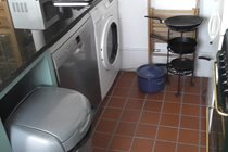 All high spec appliance-dishwasher, washer & dryer etc.