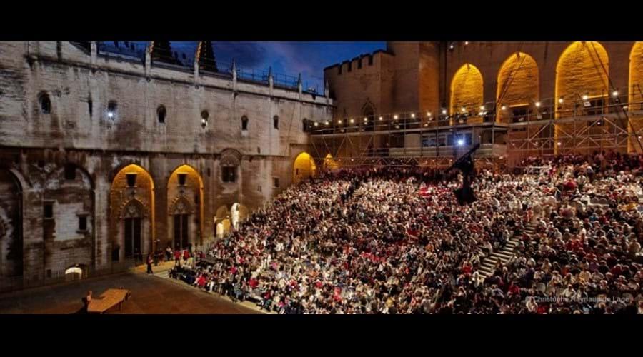 Festival des Jeux du Theatre de Sarlat