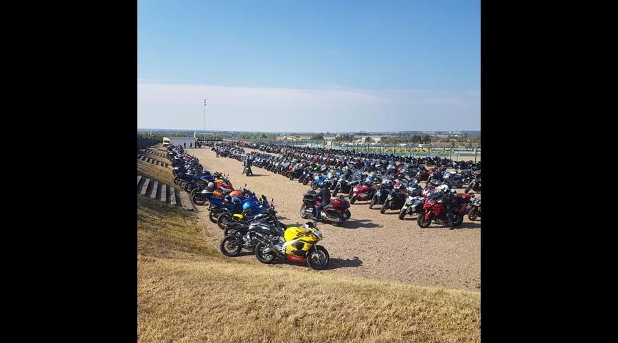 World Super Bike event
