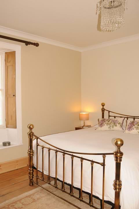 Master Bedroom, Sentry Cottage, Alnwick
