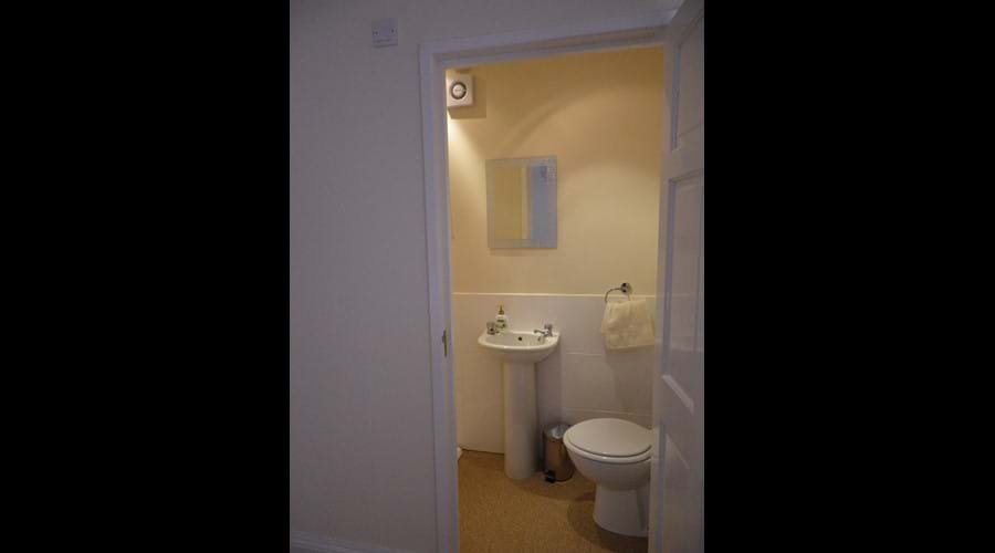 Holiday let ensuite