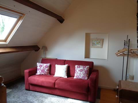 Spotlessly clean holiday cottage