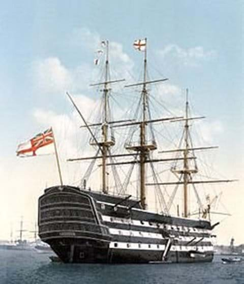 Home from Home Portsmouth - HMS Victory