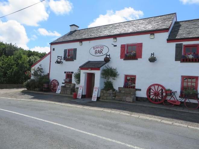 Mullaghduff Thatched Cottage, Bonner's Bar