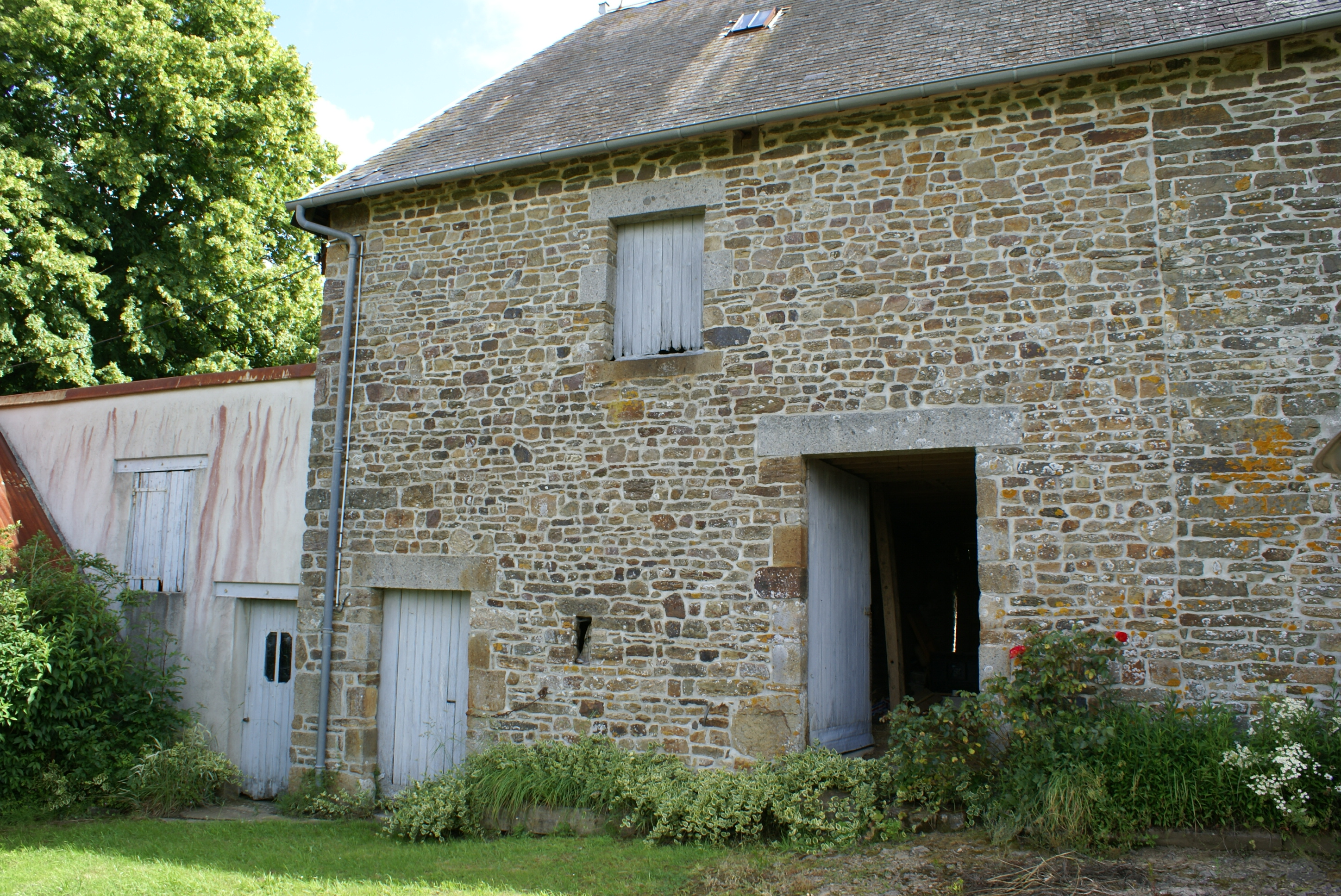 A before picture of Eco-Gites of Lenault, a holiday cottage in Normandy