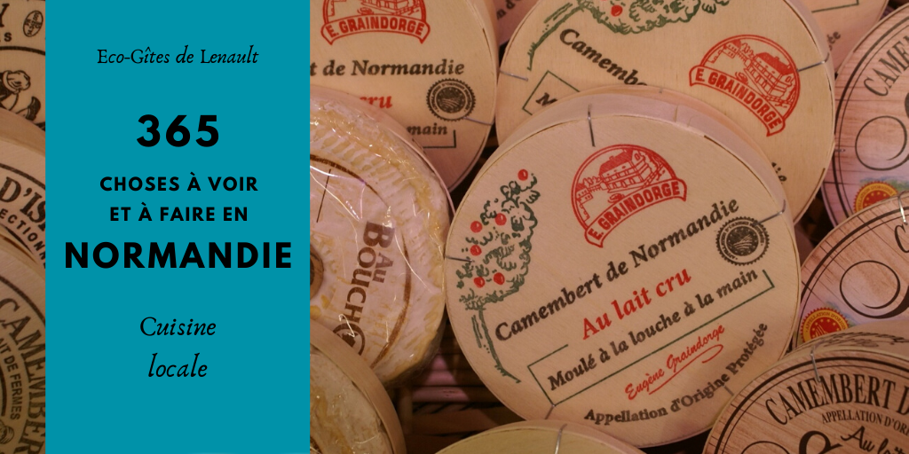 7 Normandy foods to enjoy - 7 plats normands