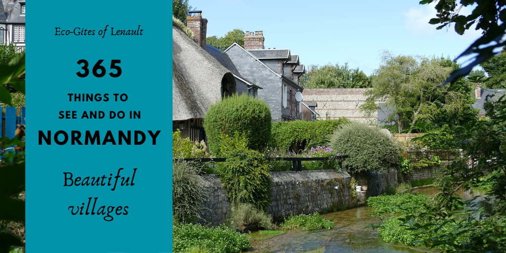 Normandy' most beautiful villages