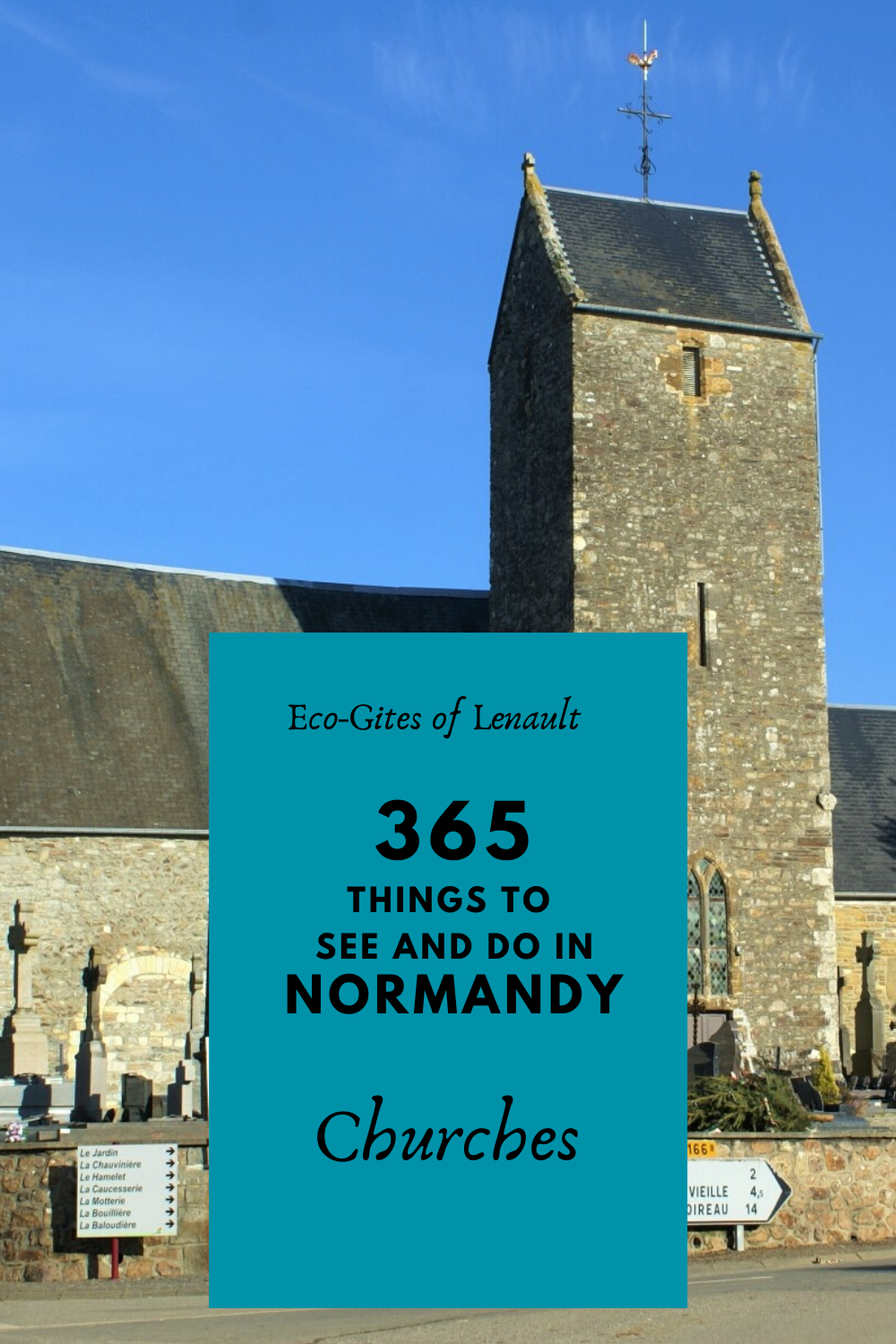 Churches of Normandy