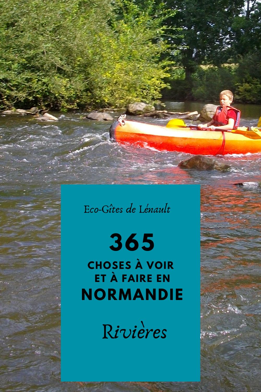 Les rivières de Normandie