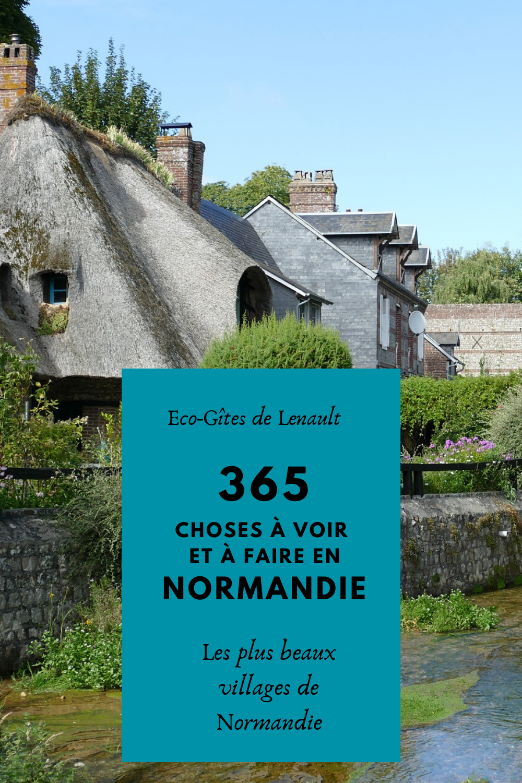 Les plus Beaux Villages de la Normandie