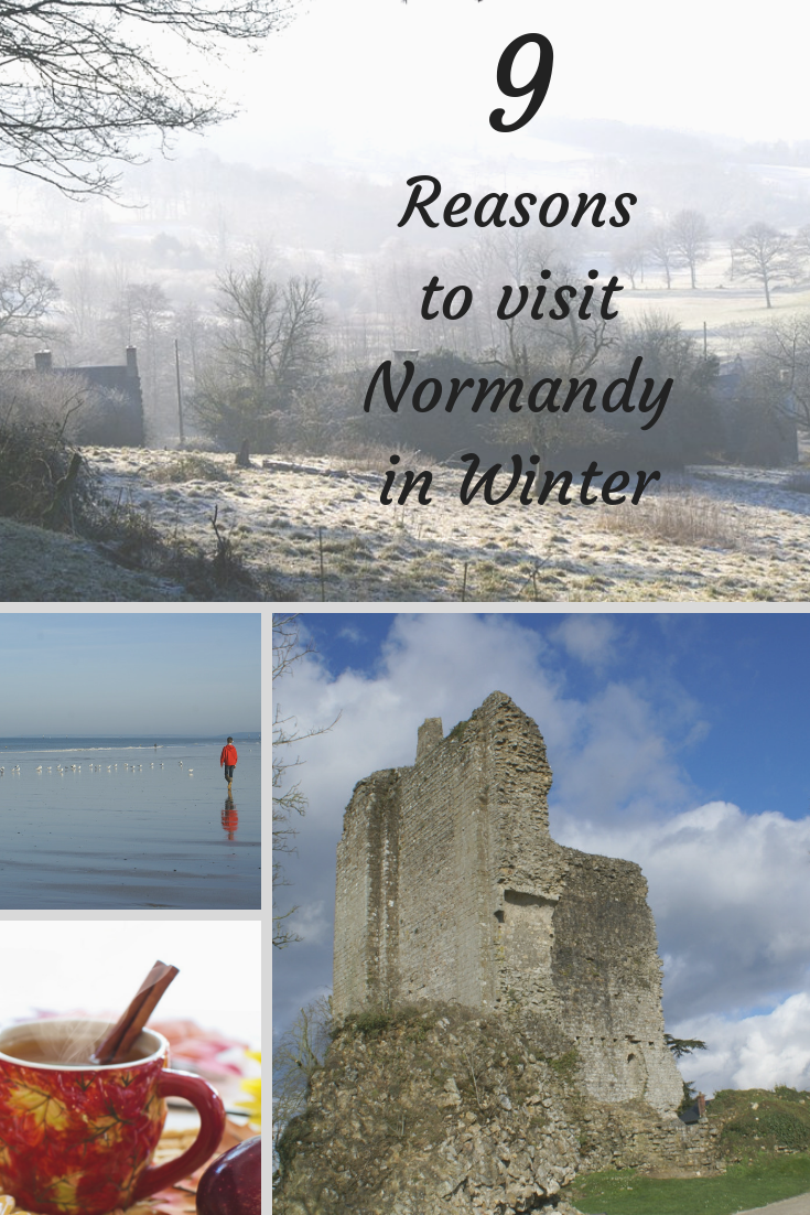 9 reasons to visit Normandy in Winter