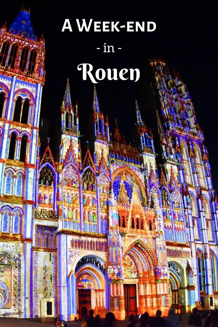 A week-end in Rouen