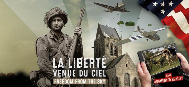 Airbirne Museum, Saint Mère Eglise, Normandy