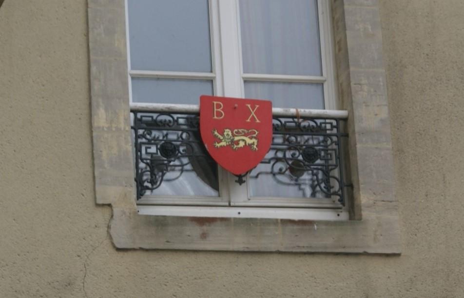Bayeux Lion