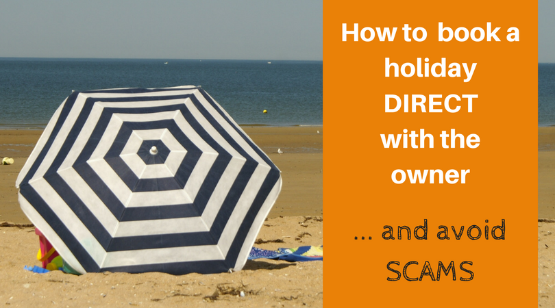 How to be safe when you book direct
