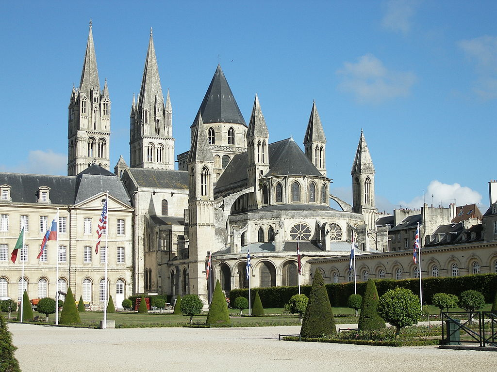 Abbaye aux Hommes, Caen, Normandy