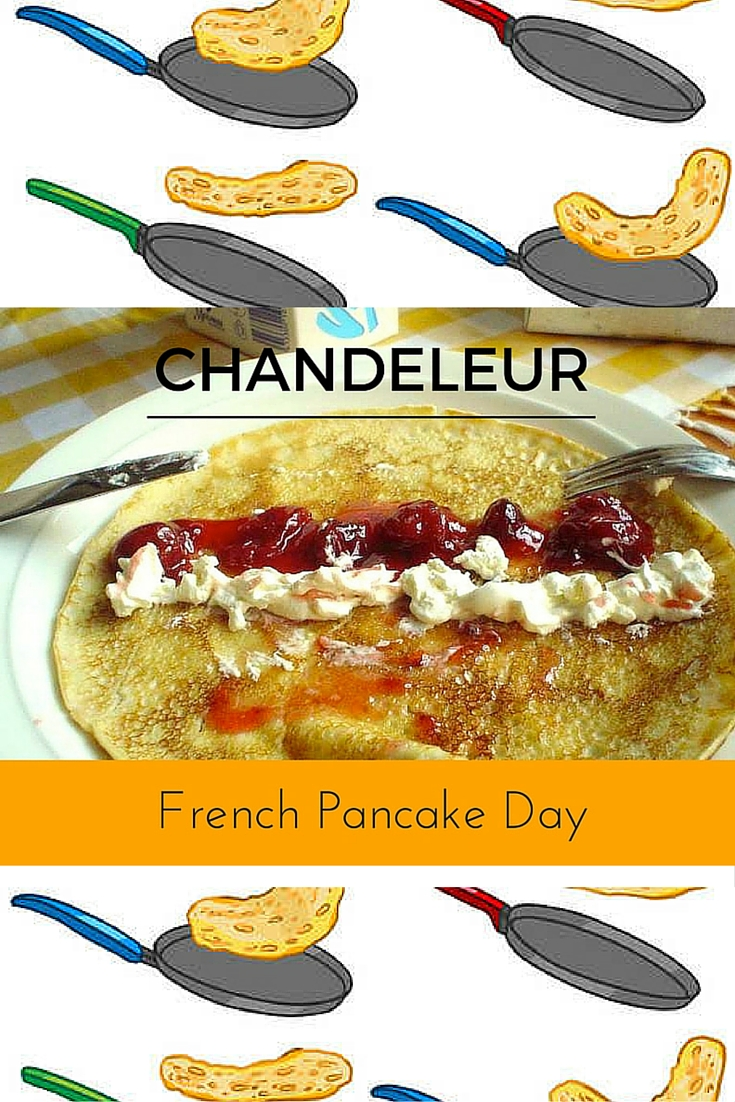 French Pancake Day - Chandeleur
