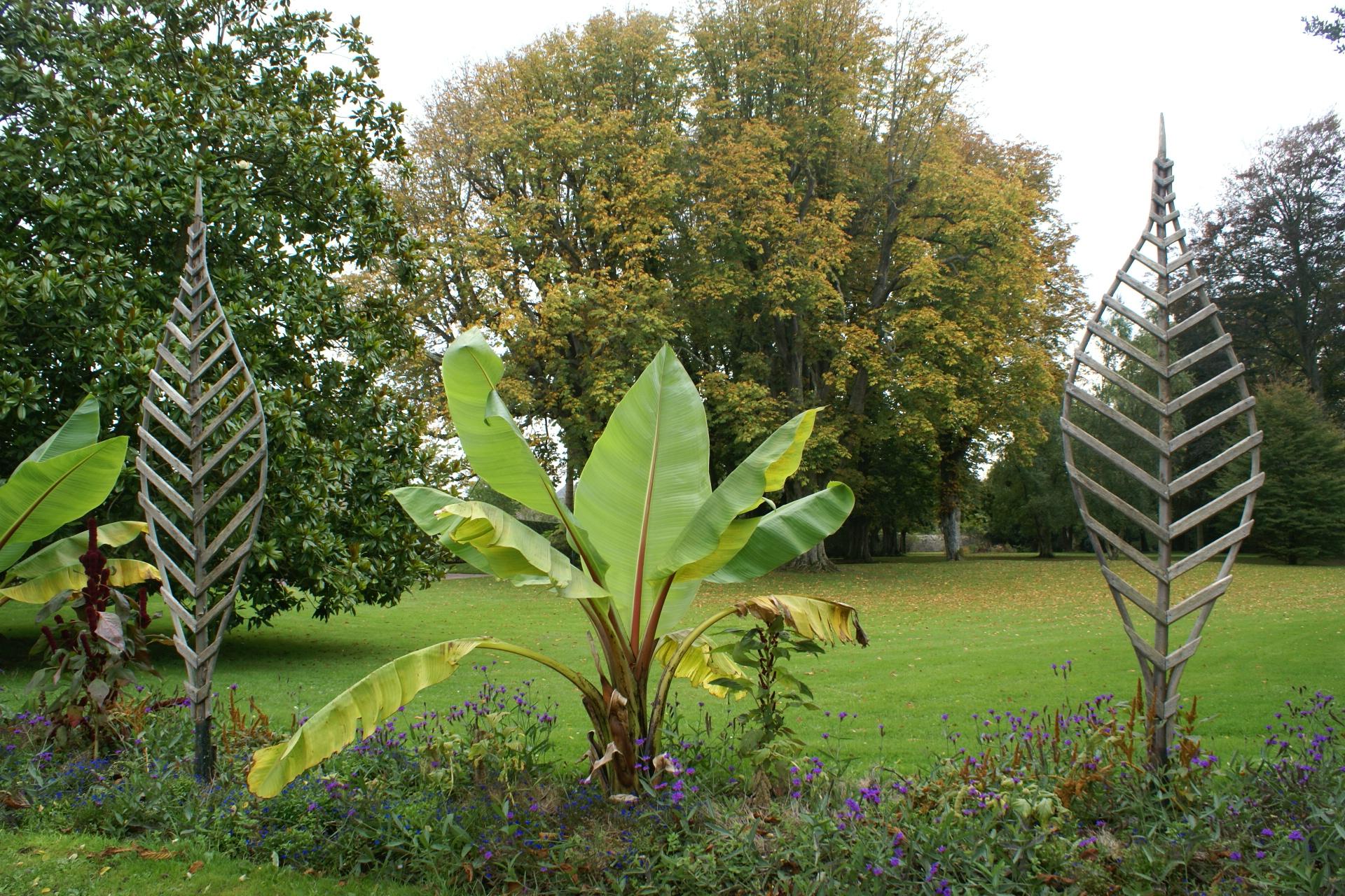 Le Jardin Public de Bayeux, Normandie